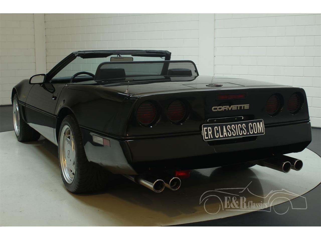 Large Picture of '86 Corvette C4 - Q6KI