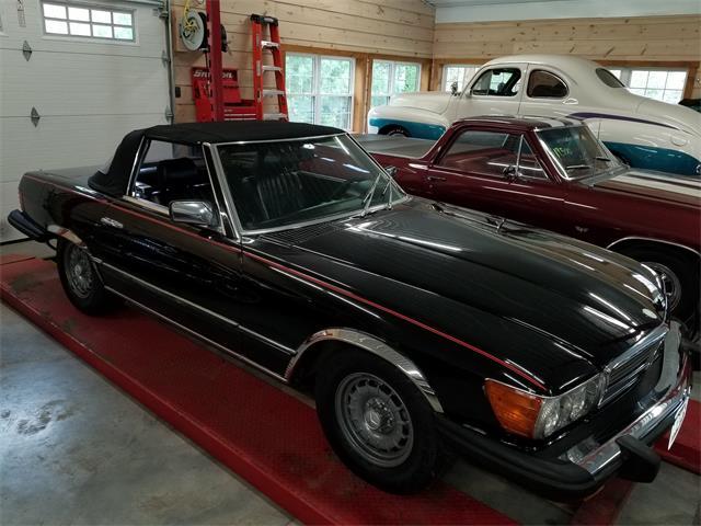 Picture of '84 380SL - Q6KV