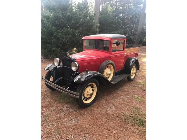 Picture of Classic '30 Ford Model A located in NC  - Q6L2