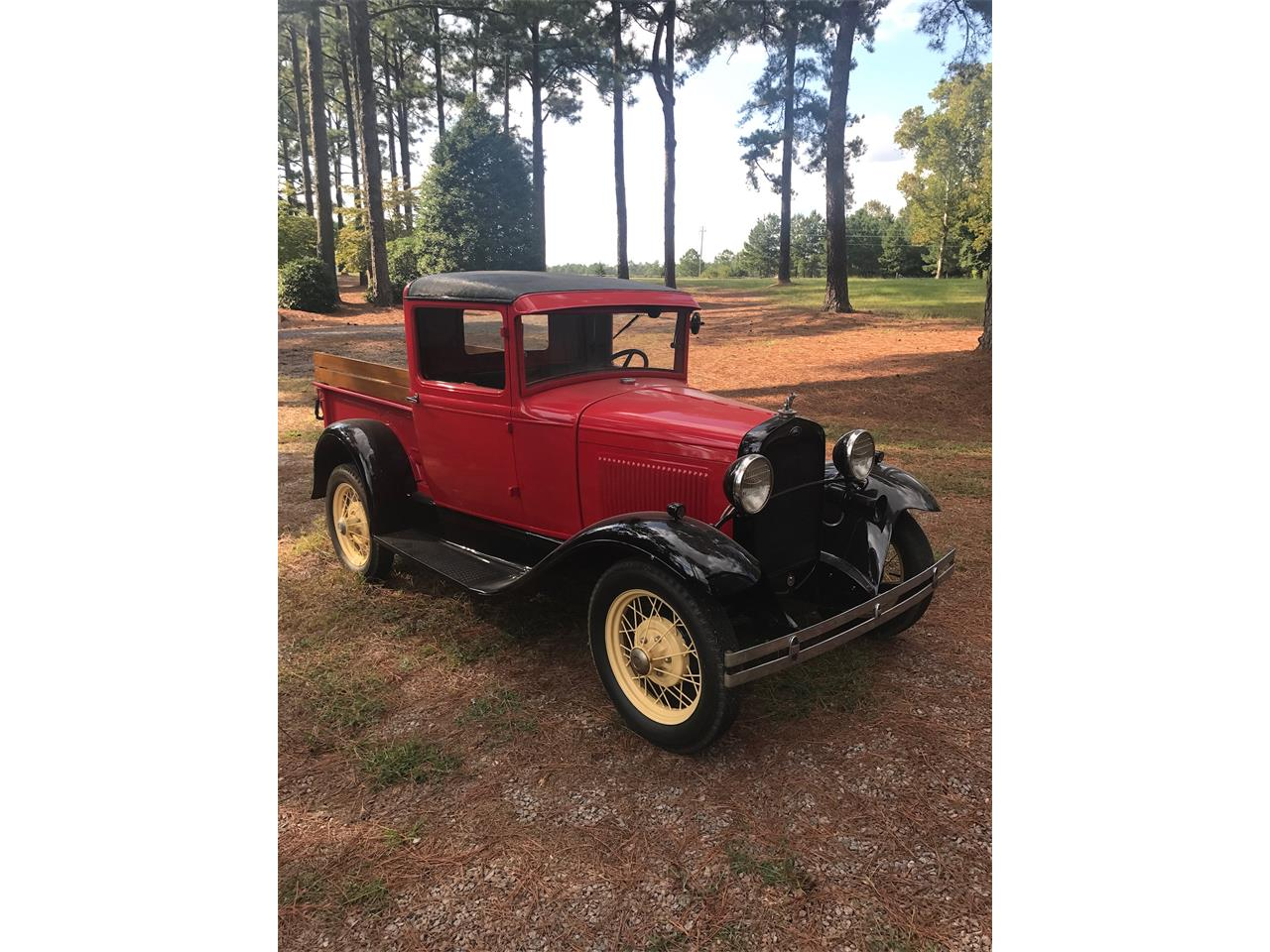 Large Picture of '30 Model A - Q6L2