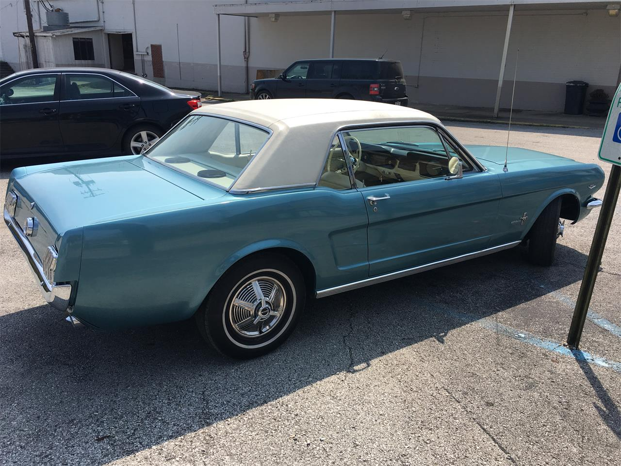 Large Picture of '65 Mustang - Q5DC