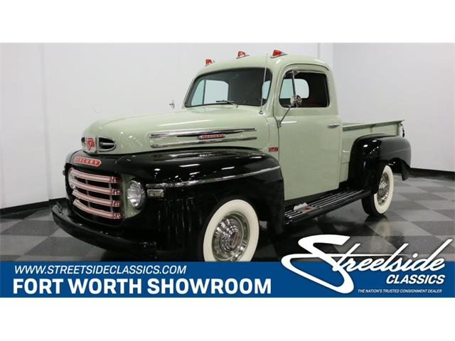 Picture of Classic 1950 Mercury M47 - $53,995.00 Offered by  - Q5HC