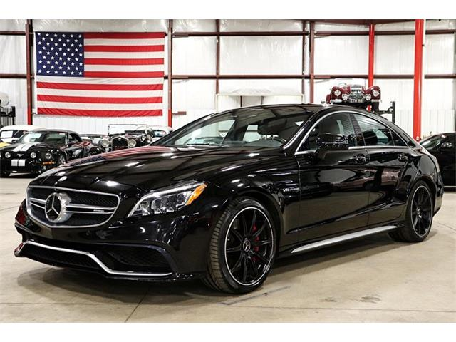 Picture of '15 CLS-Class Offered by  - Q5HD