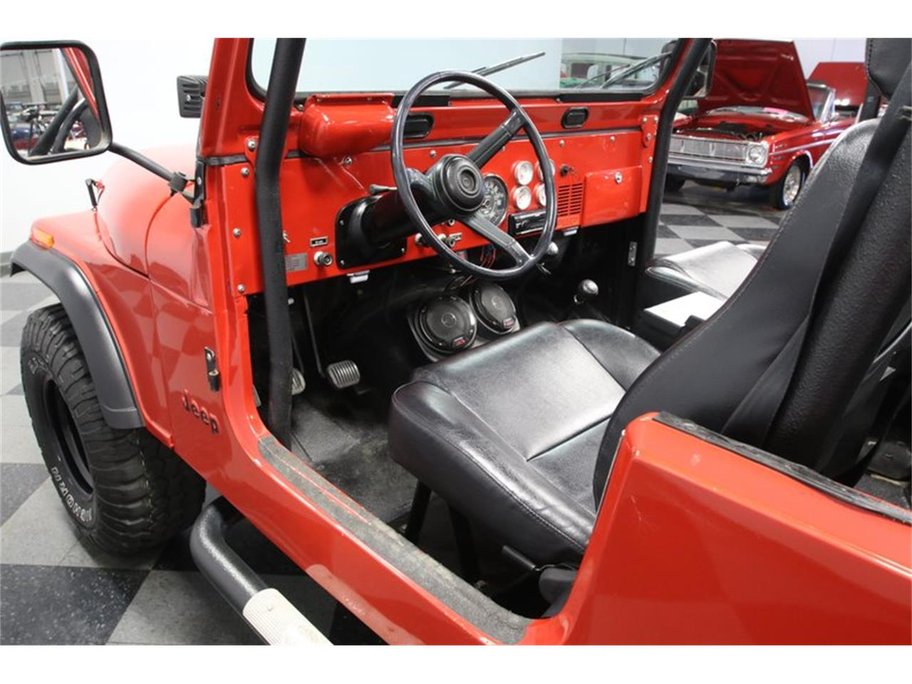 Large Picture of '80 CJ7 - Q6LT