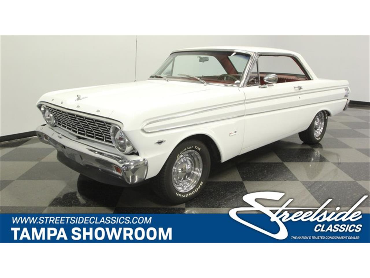 Large Picture of 1964 Ford Falcon located in Lutz Florida - Q6M2