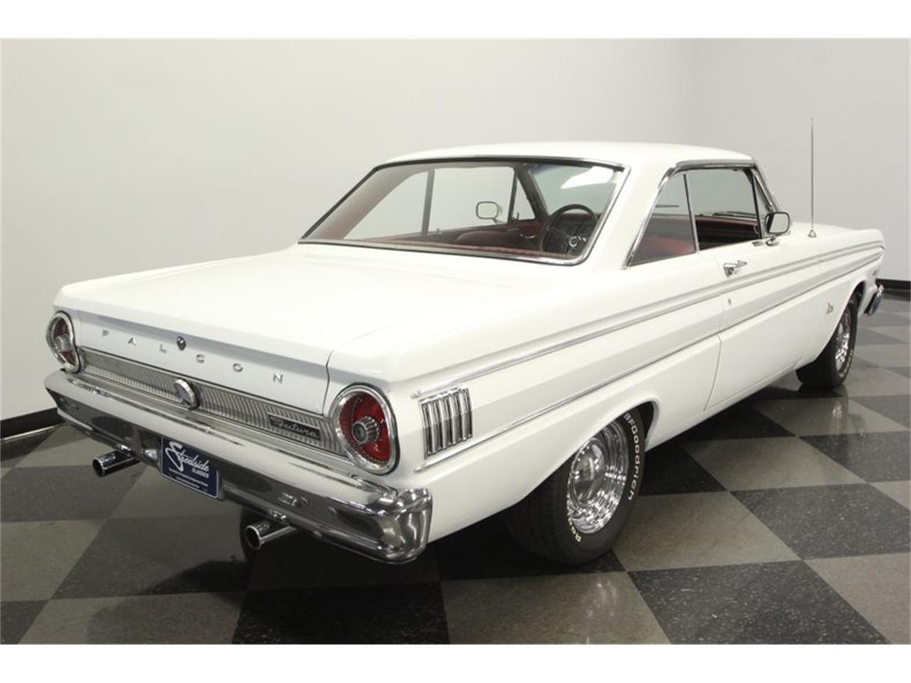 Large Picture of '64 Ford Falcon located in Florida Offered by Streetside Classics - Tampa - Q6M2