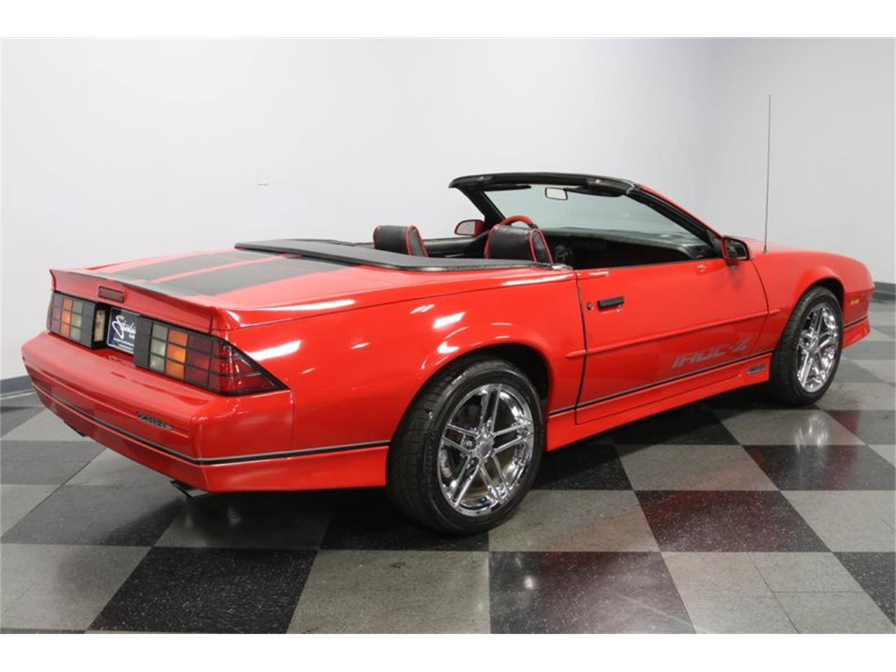 Large Picture of '87 Camaro - Q5HF