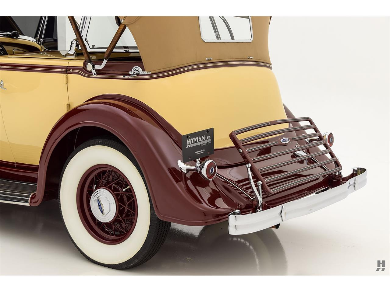 Large Picture of '34 Lincoln - Q6MI