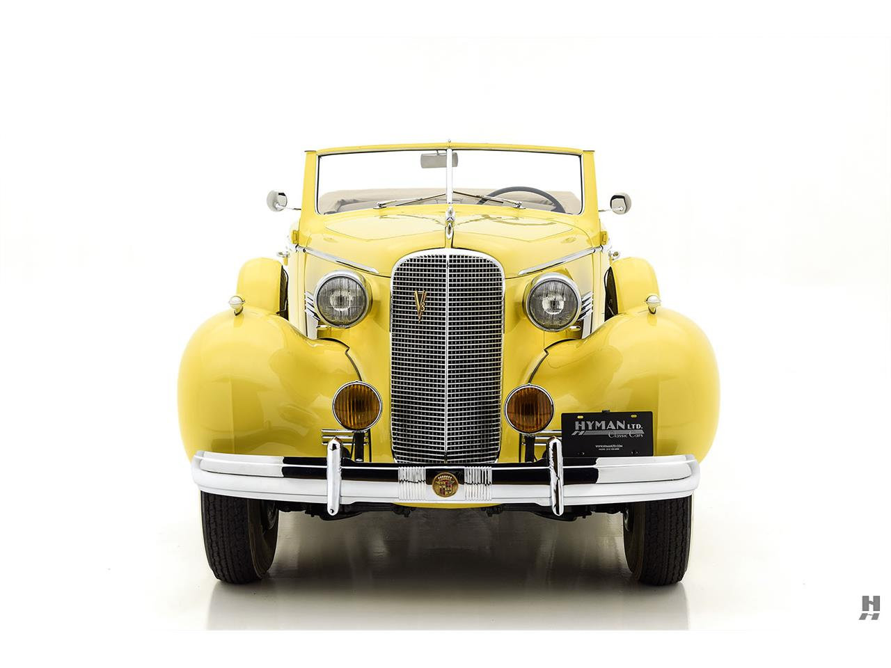 Large Picture of '37 Series 75 - Q6MK