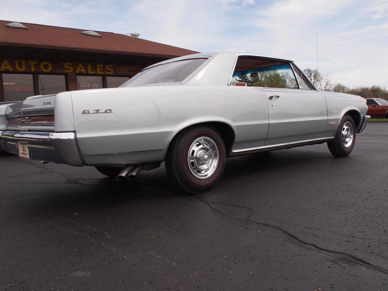Large Picture of 1964 Pontiac LeMans Offered by Ohio Corvettes and Muscle Cars - Q6MP