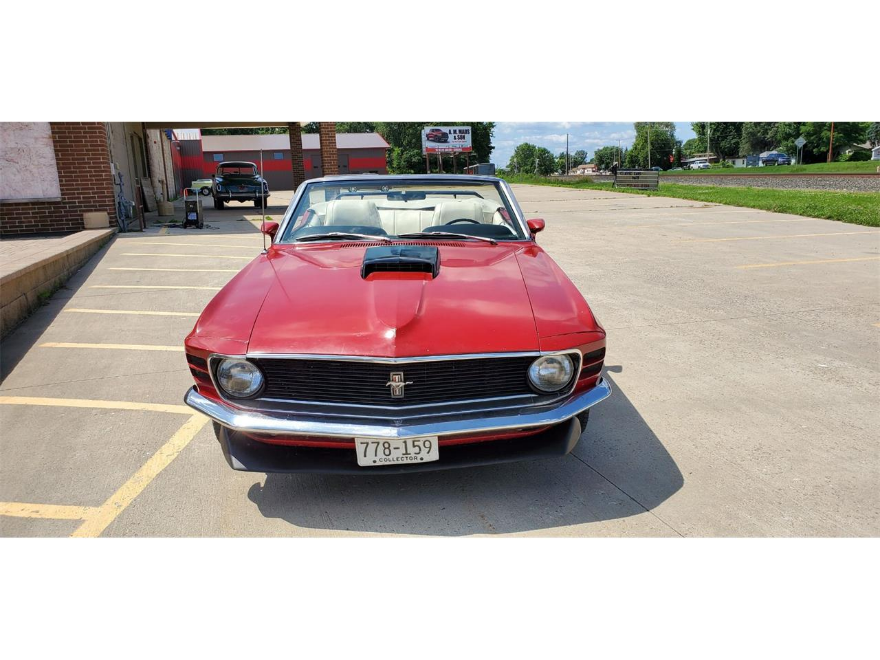 Large Picture of '70 Mustang - Q6MQ