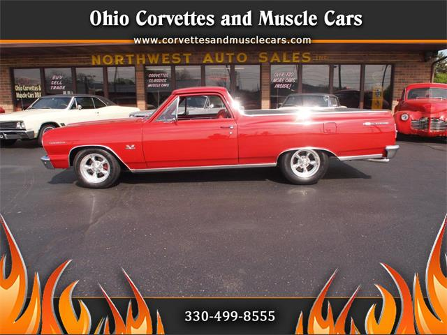 Picture of Classic '64 Chevrolet El Camino - $42,500.00 Offered by  - Q6MS