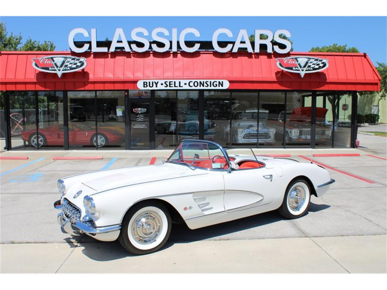 For Sale: 1958 Chevrolet Corvette in Sarasota, Florida