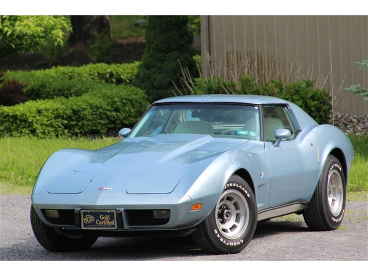 Large Picture of '77 Corvette - Q6NP