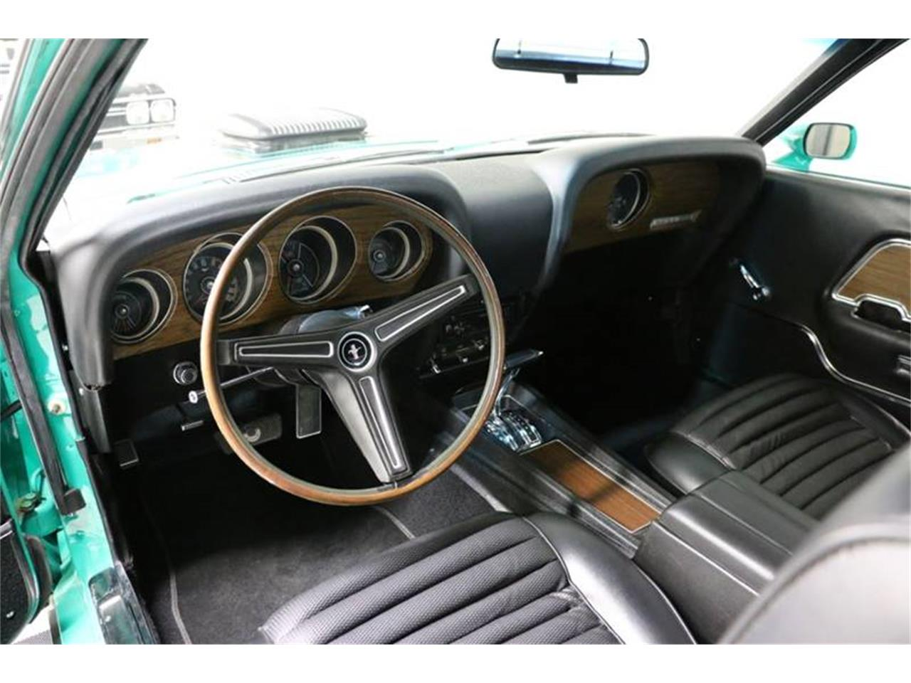 Large Picture of Classic '70 Ford Mustang located in Stratford Wisconsin Offered by Kuyoth's Klassics - Q6NU
