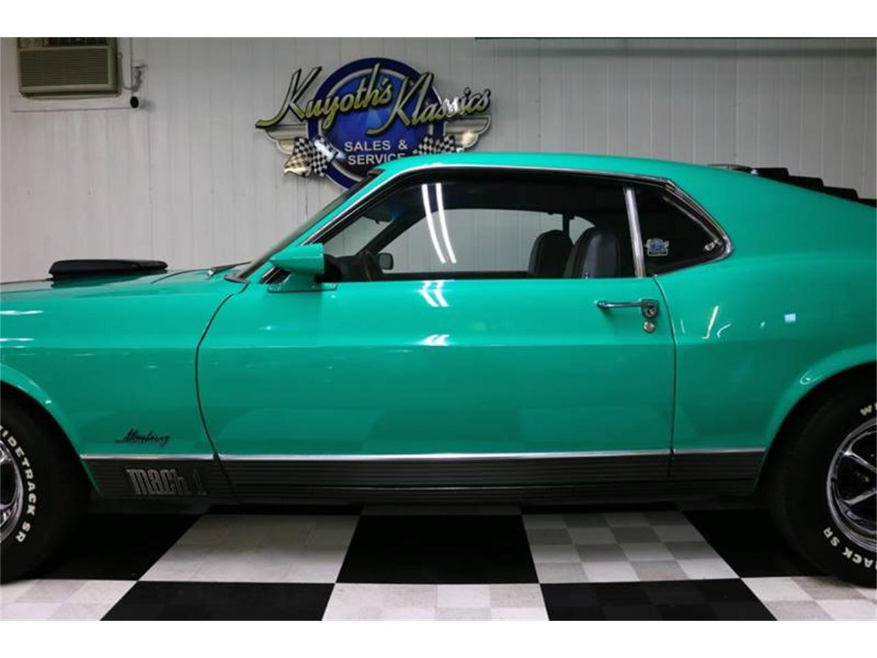 Large Picture of Classic 1970 Ford Mustang - $49,995.00 Offered by Kuyoth's Klassics - Q6NU