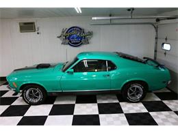 Picture of 1970 Ford Mustang located in Wisconsin Offered by Kuyoth's Klassics - Q6NU