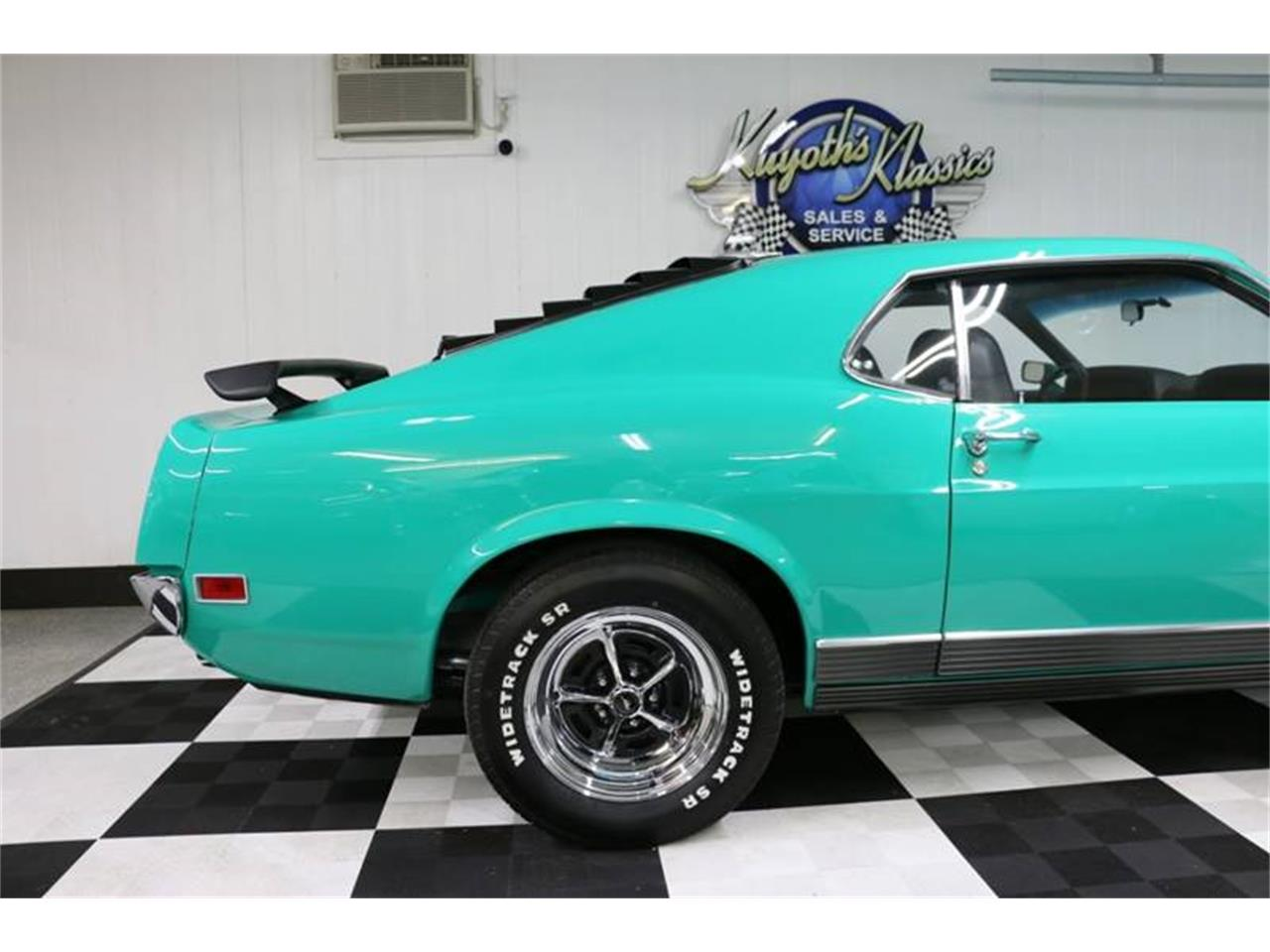 Large Picture of '70 Ford Mustang located in Wisconsin Offered by Kuyoth's Klassics - Q6NU