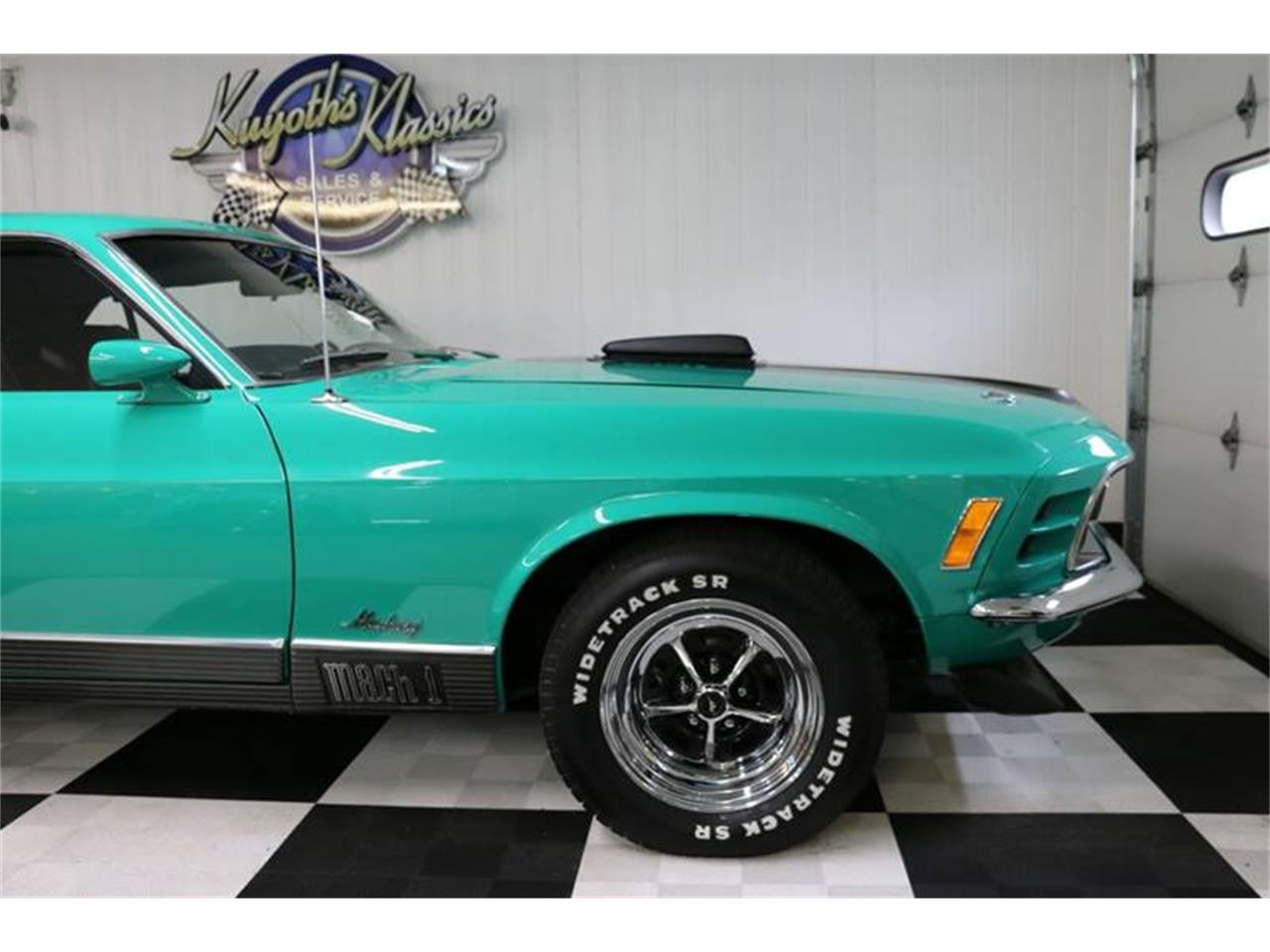 Large Picture of Classic '70 Mustang located in Wisconsin - $49,995.00 Offered by Kuyoth's Klassics - Q6NU
