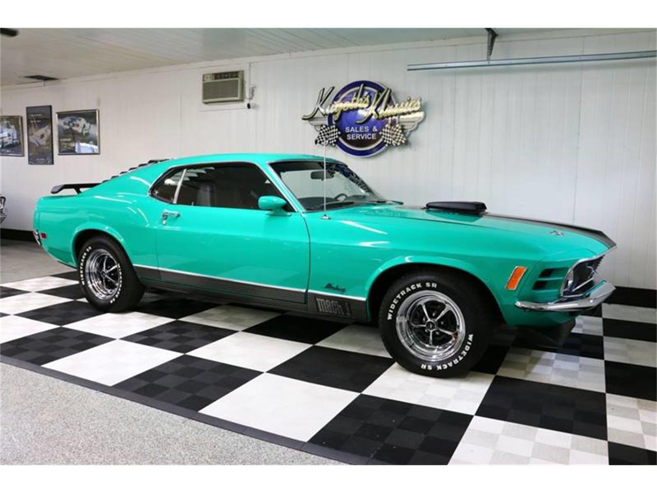 Large Picture of Classic '70 Mustang - $49,995.00 Offered by Kuyoth's Klassics - Q6NU