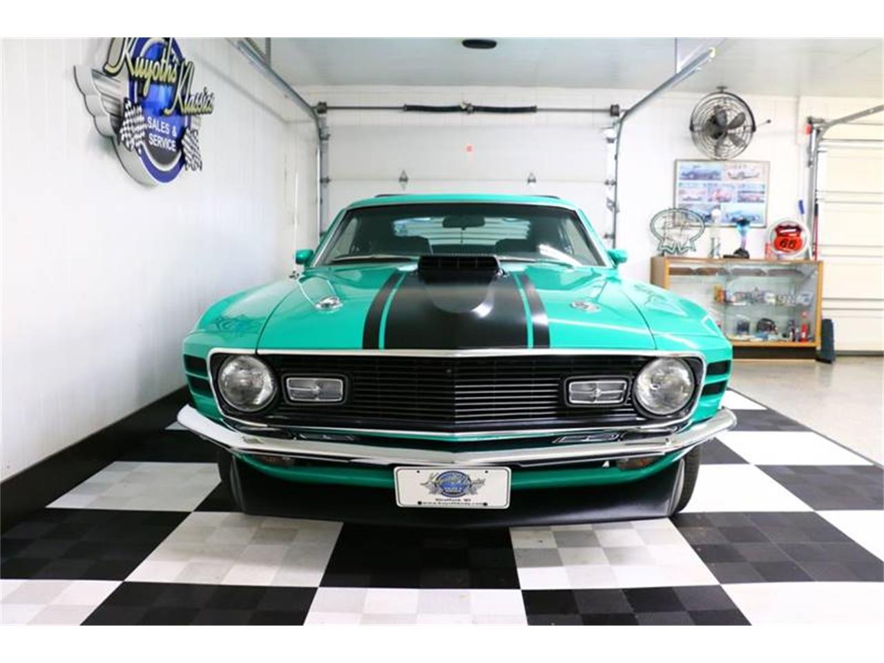 Large Picture of 1970 Ford Mustang - Q6NU