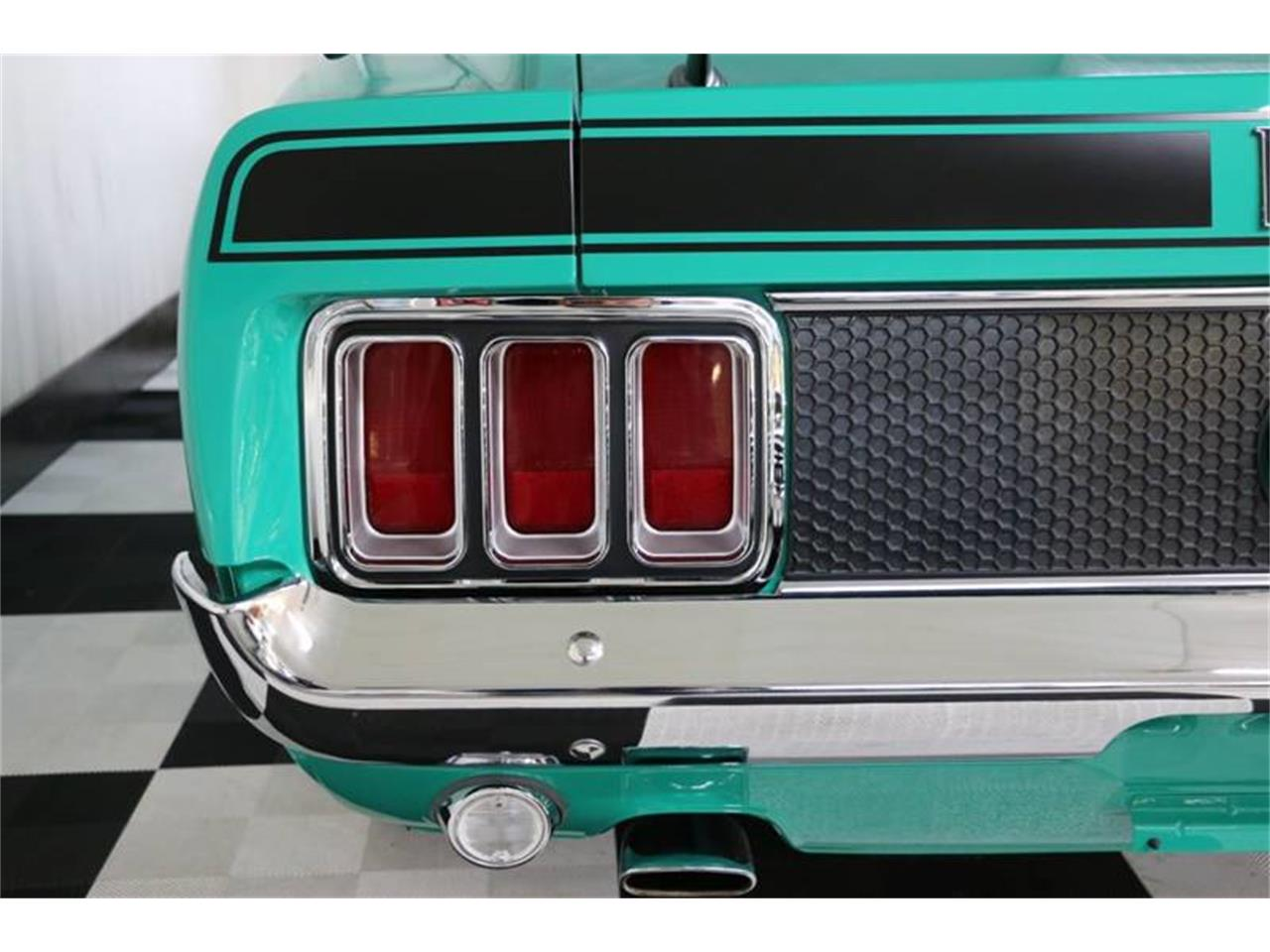 Large Picture of Classic 1970 Mustang located in Stratford Wisconsin - $49,995.00 Offered by Kuyoth's Klassics - Q6NU