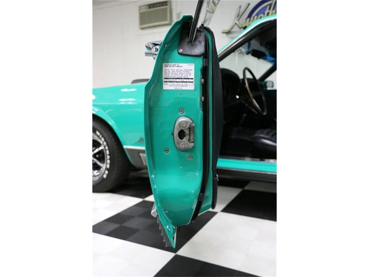 Large Picture of Classic '70 Mustang located in Stratford Wisconsin - $49,995.00 Offered by Kuyoth's Klassics - Q6NU