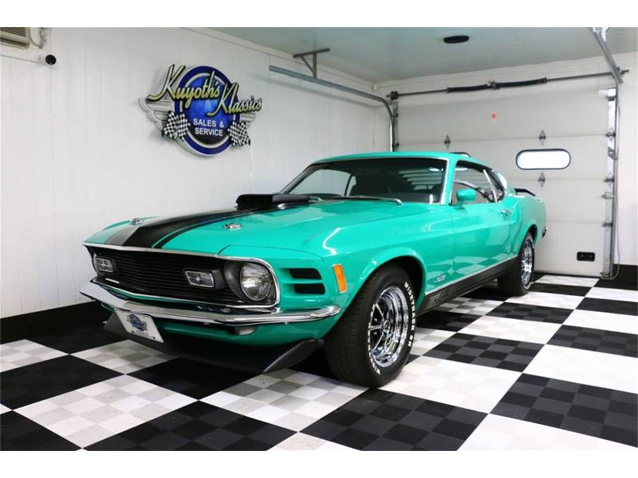 Large Picture of Classic '70 Ford Mustang Offered by Kuyoth's Klassics - Q6NU