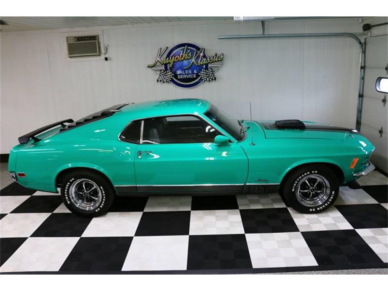 Large Picture of 1970 Ford Mustang located in Stratford Wisconsin - Q6NU
