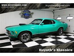 Picture of '70 Ford Mustang - $49,995.00 Offered by Kuyoth's Klassics - Q6NU