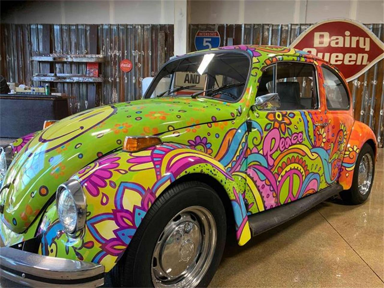 Large Picture of Classic 1970 Beetle - $12,500.00 - Q6NV