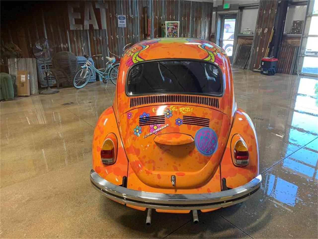 Large Picture of Classic 1970 Beetle located in Redmond Oregon Offered by Cool Classic Rides LLC - Q6NV