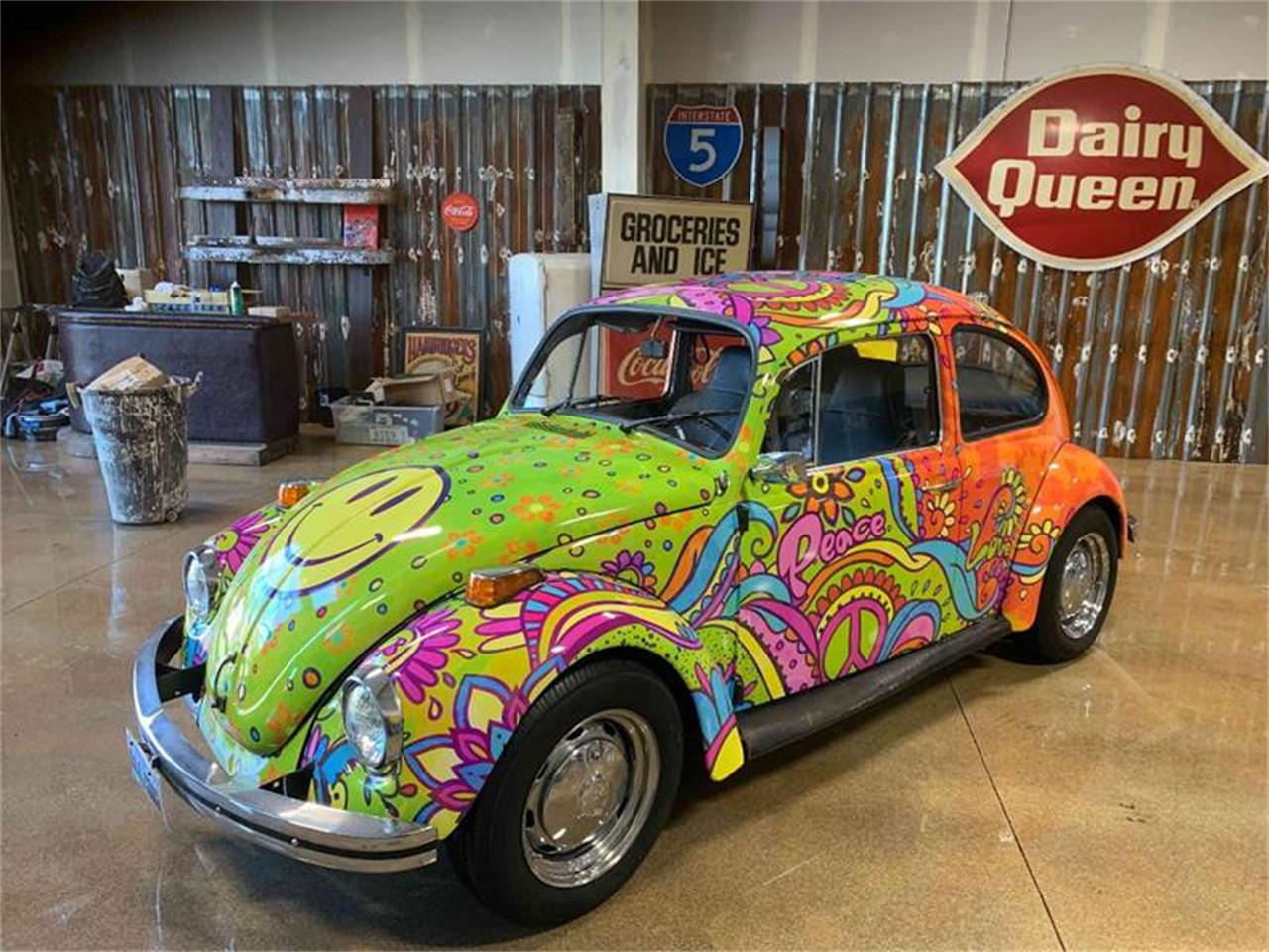 Large Picture of 1970 Beetle located in Oregon - Q6NV