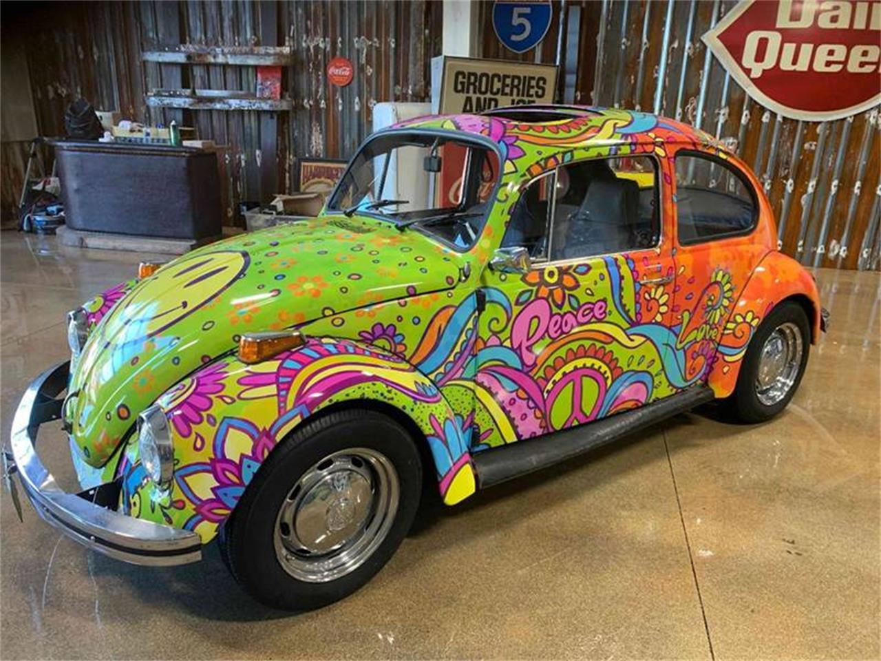 Large Picture of Classic 1970 Beetle Offered by Cool Classic Rides LLC - Q6NV