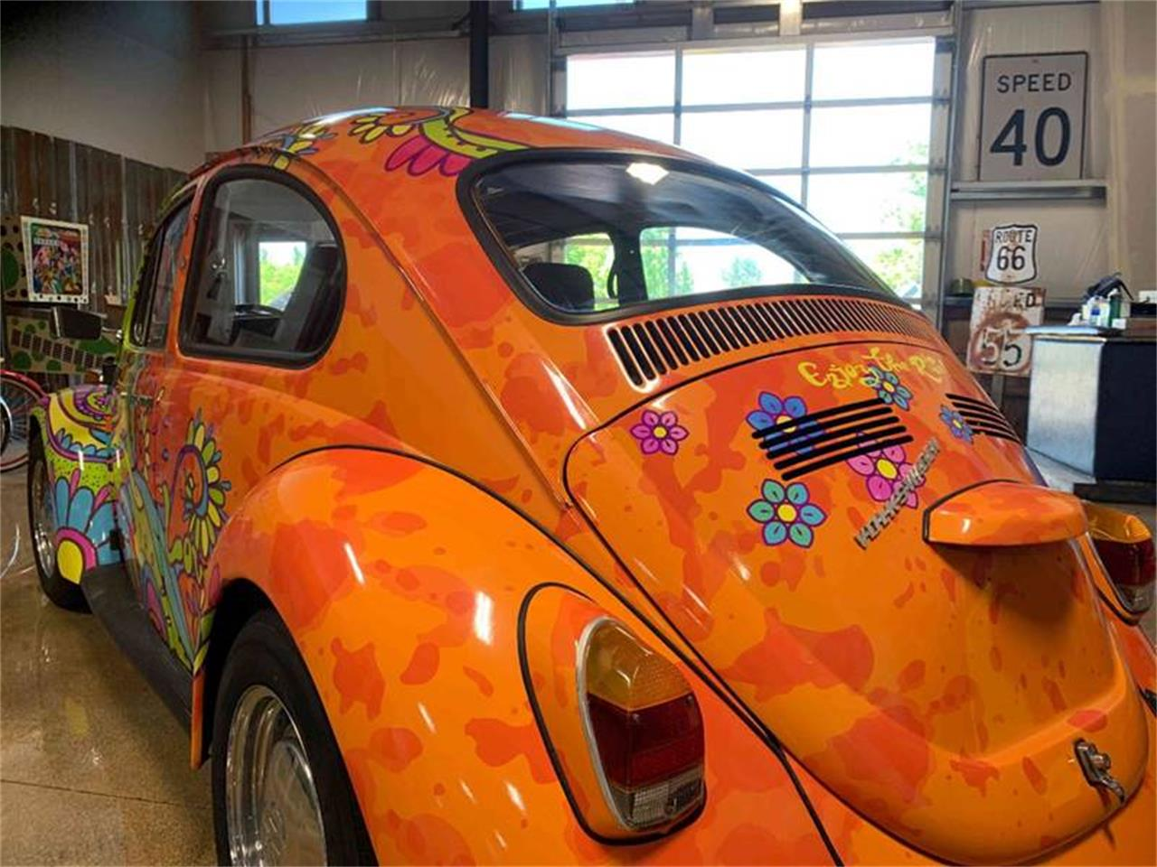 Large Picture of Classic '70 Volkswagen Beetle located in Oregon Offered by Cool Classic Rides LLC - Q6NV