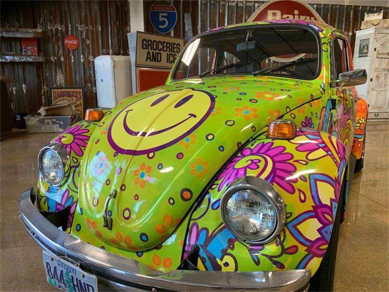 Large Picture of Classic 1970 Beetle located in Oregon - $12,500.00 - Q6NV