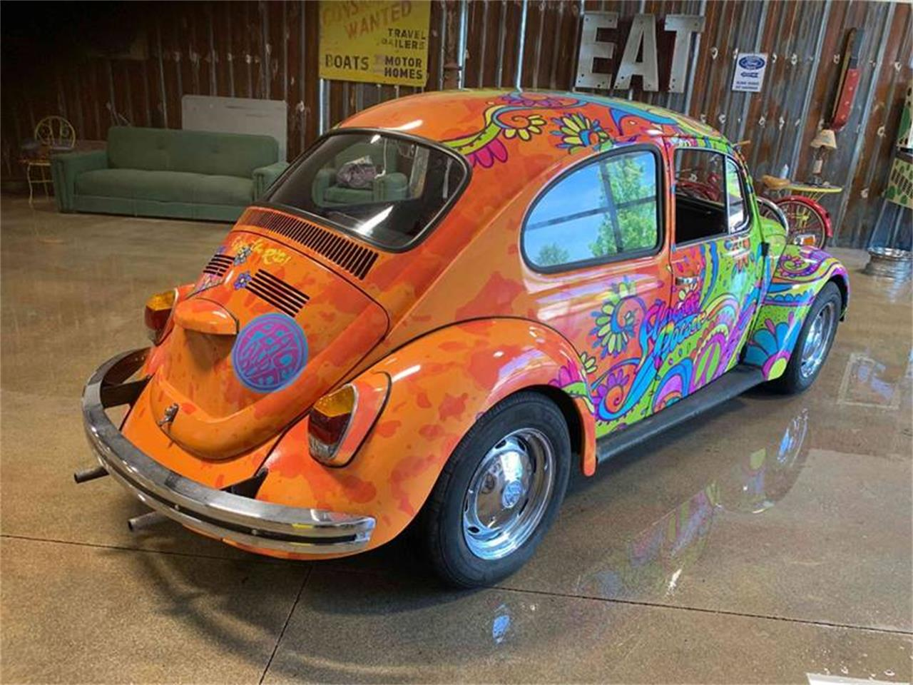 Large Picture of 1970 Beetle located in Redmond Oregon Offered by Cool Classic Rides LLC - Q6NV