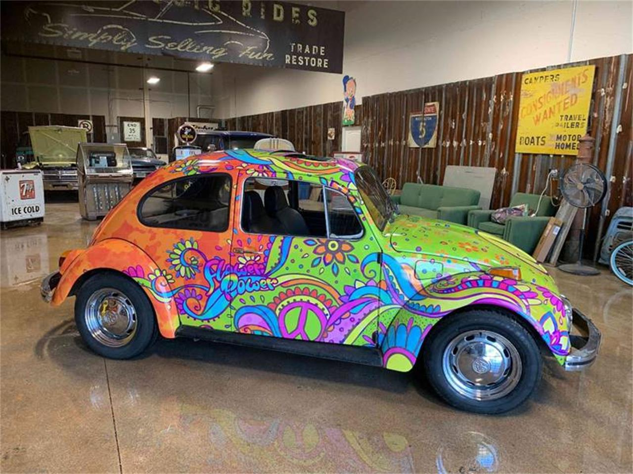 Large Picture of Classic '70 Beetle - $12,500.00 Offered by Cool Classic Rides LLC - Q6NV