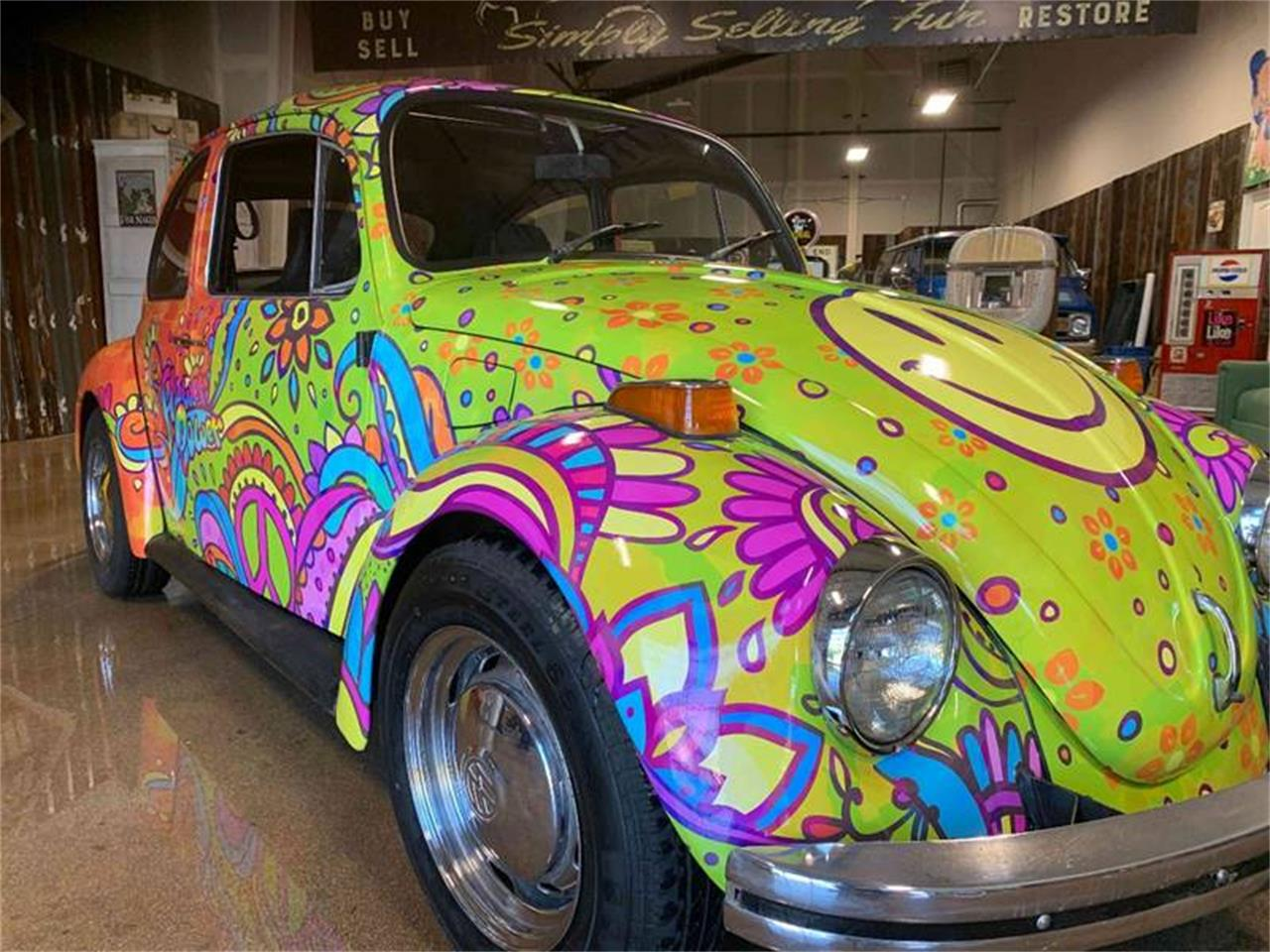 Large Picture of 1970 Volkswagen Beetle located in Redmond Oregon Offered by Cool Classic Rides LLC - Q6NV