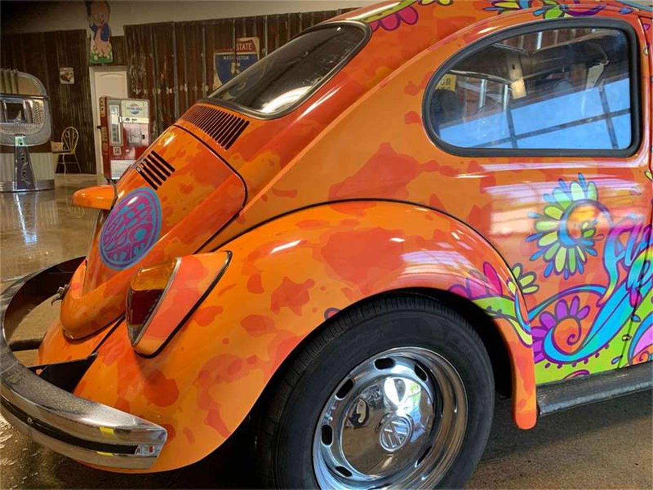 Large Picture of Classic '70 Volkswagen Beetle - Q6NV