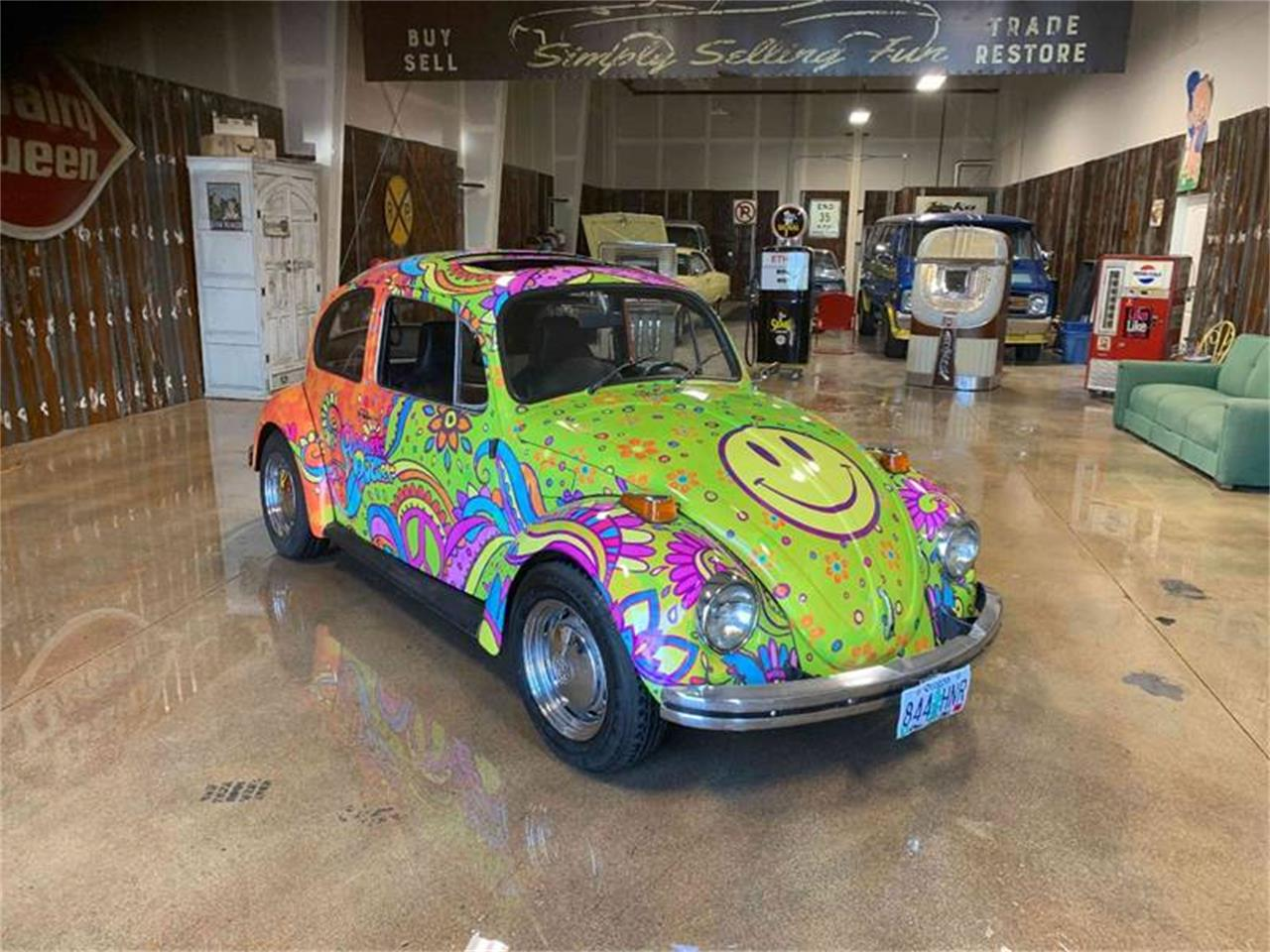 Large Picture of '70 Beetle - Q6NV