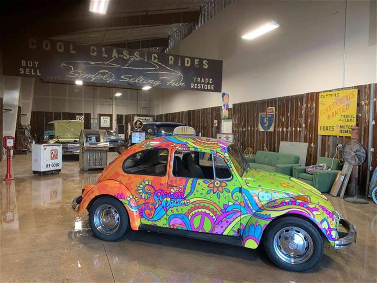 Large Picture of '70 Volkswagen Beetle - $12,500.00 - Q6NV