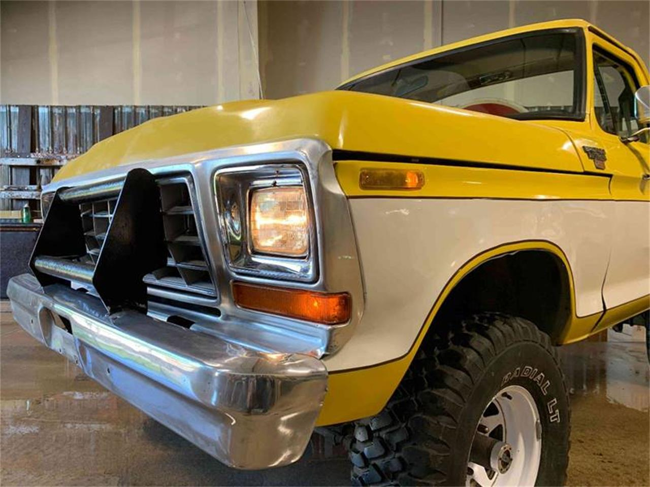 Large Picture of '79 Bronco - Q6NY
