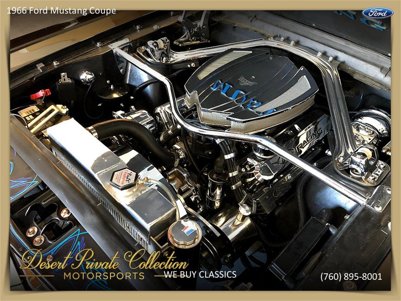 Large Picture of '66 Mustang located in California - $29,950.00 Offered by Palm Desert Auto - Q6O0