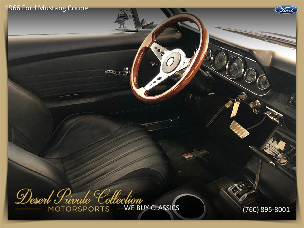 Large Picture of Classic 1966 Ford Mustang located in California - Q6O0