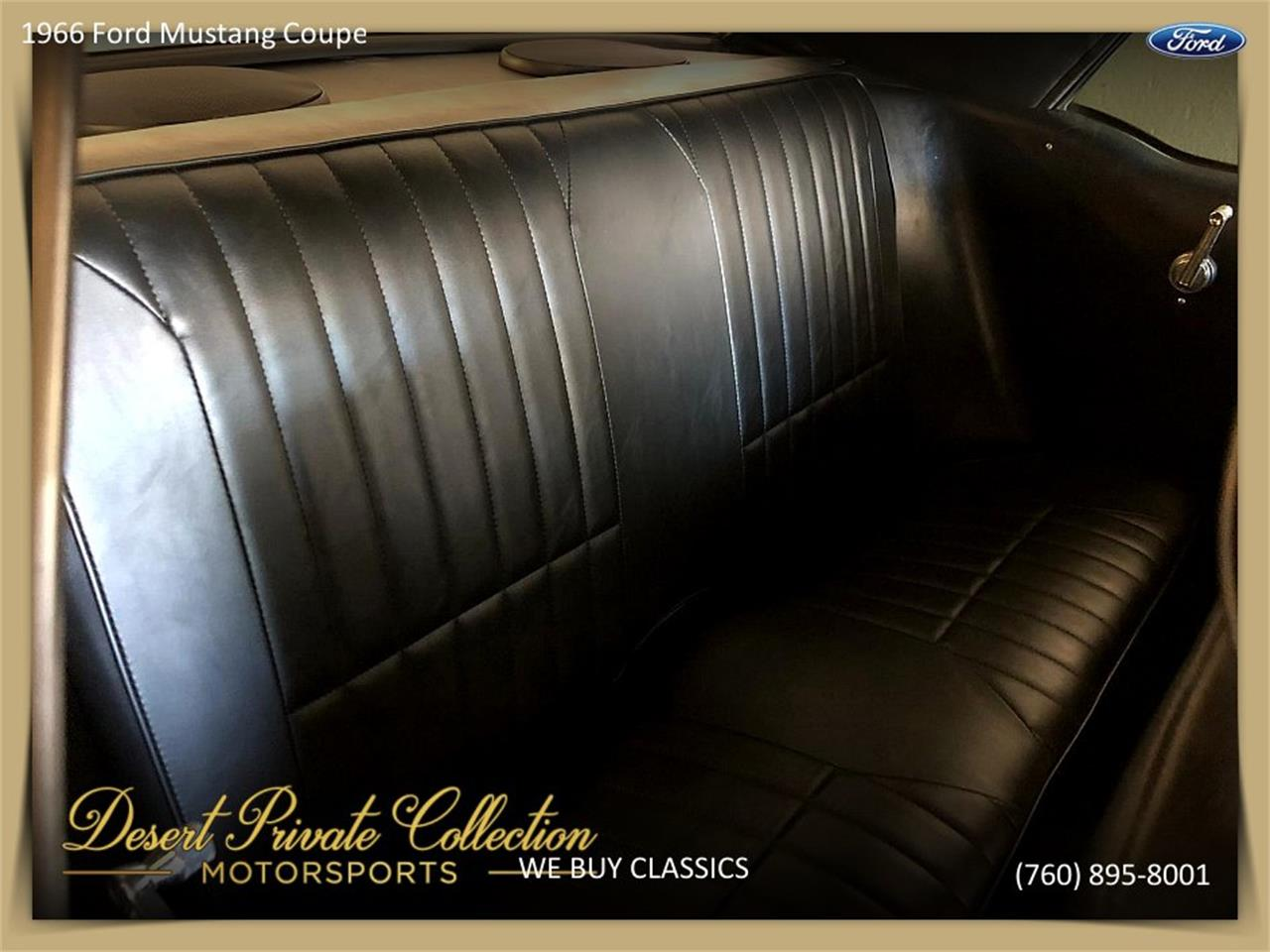 Large Picture of Classic 1966 Mustang - Q6O0