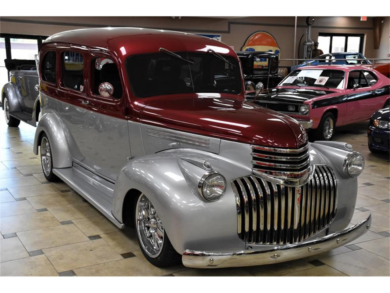 Large Picture of '46 Suburban Offered by Ideal Classic Cars - Q6O2