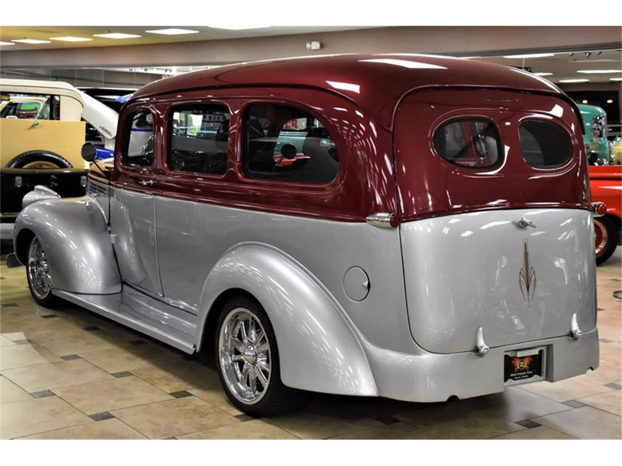 Large Picture of 1946 Chevrolet Suburban located in Florida Auction Vehicle Offered by Ideal Classic Cars - Q6O2