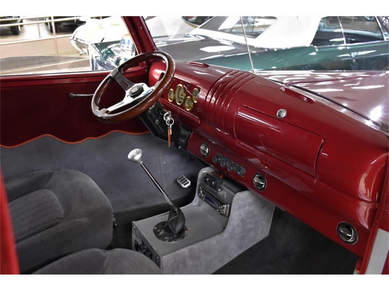 Large Picture of Classic '46 Suburban Auction Vehicle Offered by Ideal Classic Cars - Q6O2