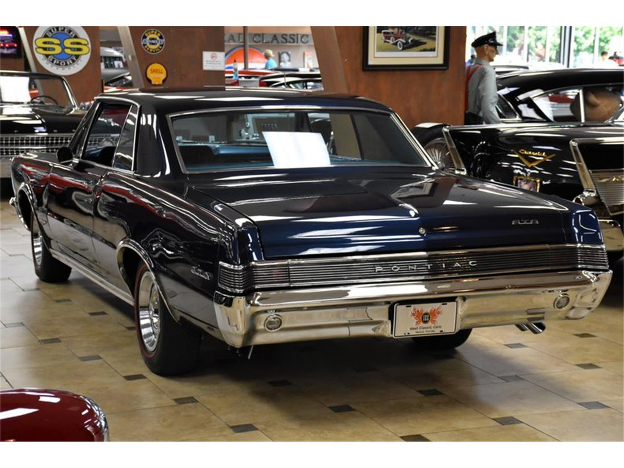 Large Picture of 1965 GTO located in Venice Florida Auction Vehicle Offered by Ideal Classic Cars - Q6O3